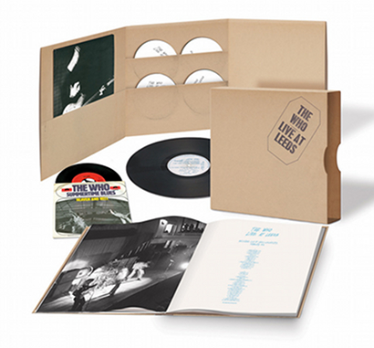 Psychobabble Review The Who Live At Leeds Super Deluxe